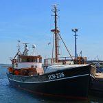Zeeschepen SCH 236 op het haringvliet
